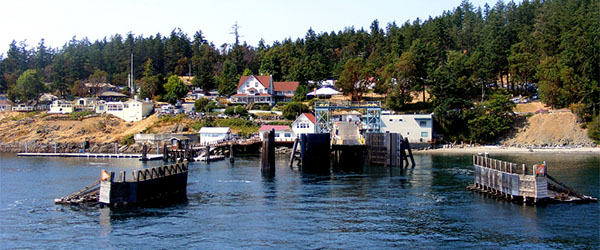 Orca Island is a great stop for a relaxing holiday. Photo by //lucylu/Flickr.