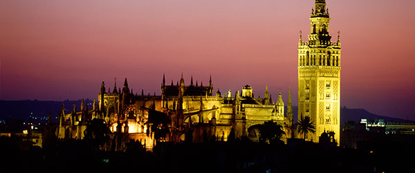 A look at the stunning city of Seville.